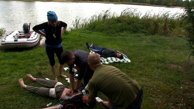 29.09.2019 | Ekstremalna rekrutacja ratowników. Polska organizacja szuka tylko tych najlepszych