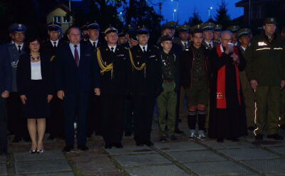 Poranne uroczystości ministra Zielińskiego. Mieszkańcy nie wiedzieli, władze też