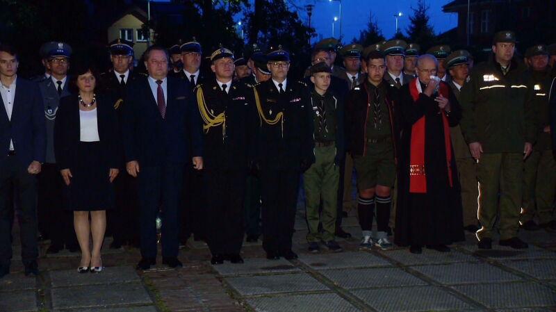 07.09.2018 | Poranne uroczystości ministra Zielińskiego. Mieszkańcy nie wiedzieli, władze też