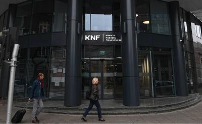 Ustawa o bankach w Senacie, w tle sprawa KNF. Ostrzeżenia biura legislacji