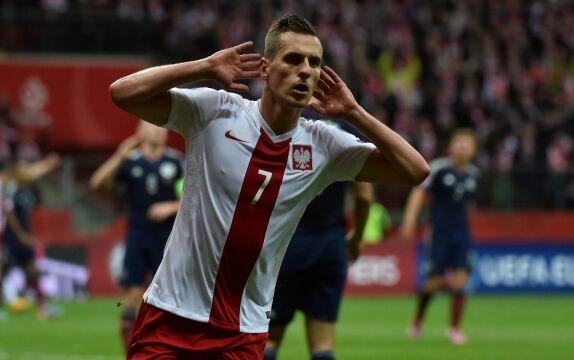 14.10   Polska zremisowała ze Szkocją 2:2 na Stadionie Narodowym