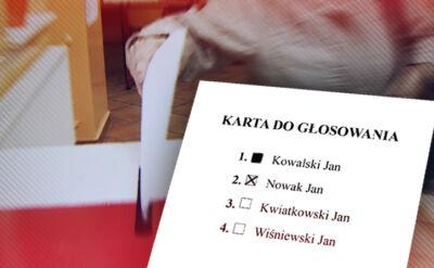 Głosowanie po nowemu. Mniej głosów nieważnych czy ułatwienie dla oszustów?