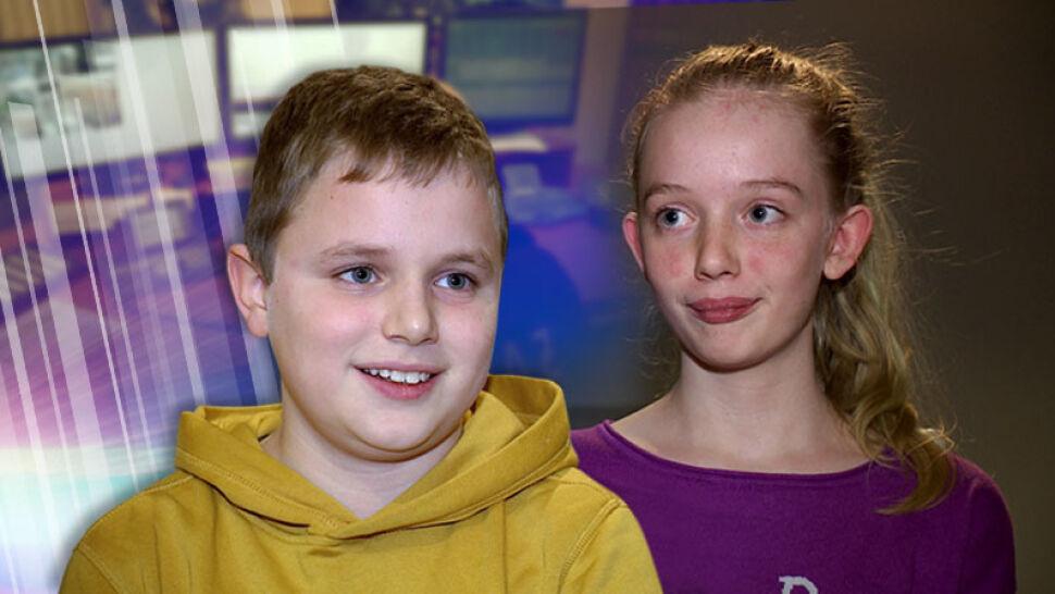 Bohaterski 11-latek uratował siostrę. Wykazał się spokojem i opanowaniem