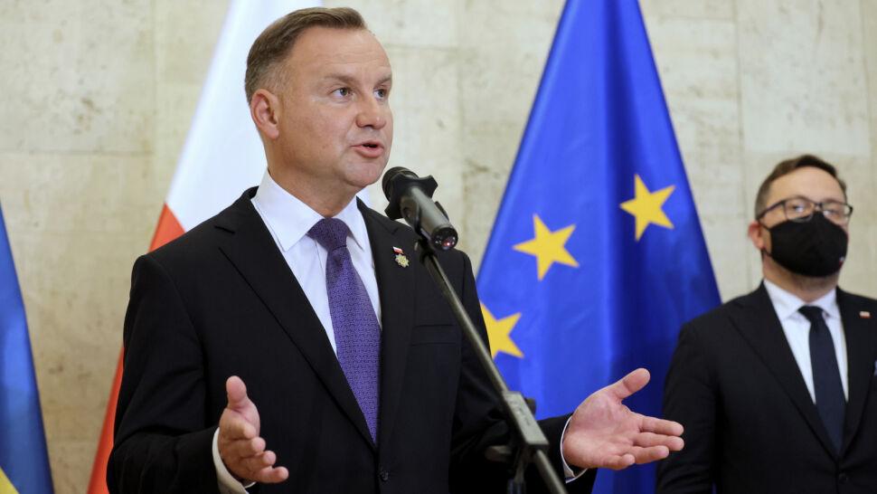 Prezydent Andrzej Duda o ustawie anty-TVN: rozwiązanie niezrozumiałe dla naszych amerykańskich partnerów