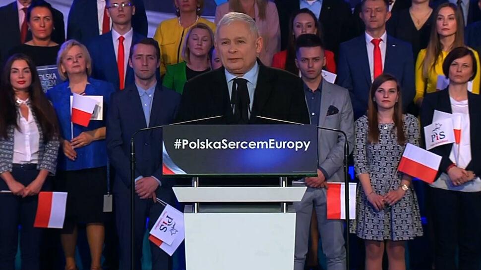Konwencja PiS we Wrocławiu. Padły trudne pytania
