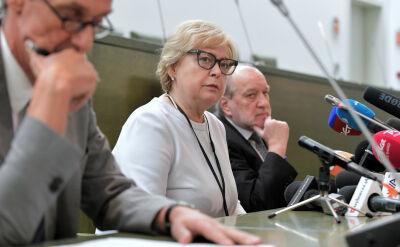 """Laskowski: prezes Gersdorf uznała, że """"musi być na miejscu"""", bo Sąd Najwyższy jest wciąż zaskakiwany """"nowymi okolicznościami"""""""