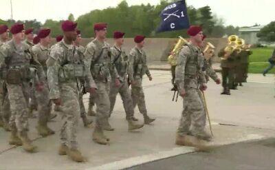 23.04.2014 | Amerykańscy żołnierze na ćwiczeniach w Polsce