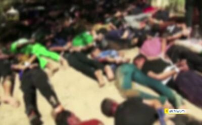17.08.2014 | Irak: dżihadyści dokonują masowych egzekucji cywilów. Amerykanie prowadzą naloty