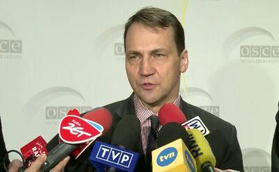 05.12.2013 | Azarow do Sikorskiego: Ukraina nie zeszła ze ścieżki europejskiej