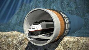 Najdłuższy podmorski tunel z pierwszymi problemami