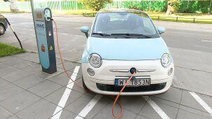 Elektryczne auta.