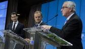 Juncker o reformie strefy euro