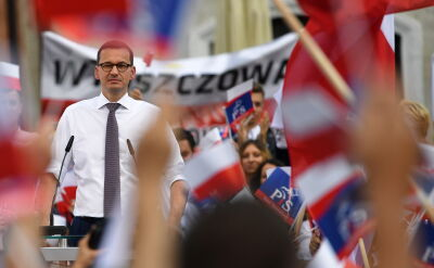 Prime Minister Morawiecki on the negotiations on the EU budget