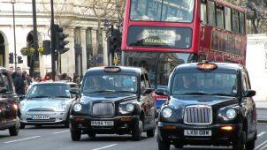 Problemy Ubera w Londynie.