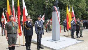 Odsłonili pomnik generała Ścibor-Rylskiego.