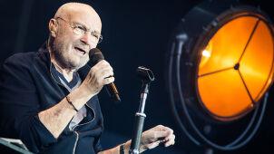 Phil Collins żyje i śpiewa. W środę wystąpi na Narodowym