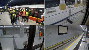 Przejechaliśmy z kamerą nowym odcinkiem metra na Targówek