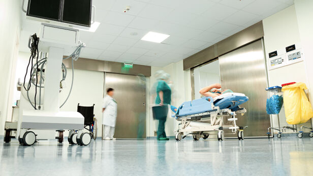Białołęka zyska nowy szpital jednodniowy (zdj. ilustracyjne) Shutterstock