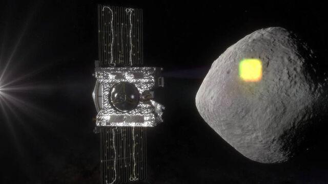 """Strzelająca asteroida. Naukowcy na tropie """"igły w stogu siana"""""""