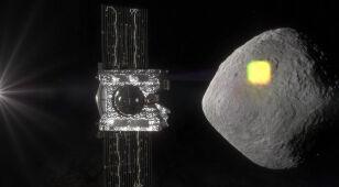 Strzelająca asteroida. Naukowcy na tropie