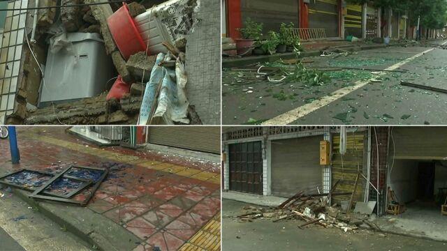 Dwa trzęsienia w ciągu pół godziny. Zginęło co najmniej 12 osób