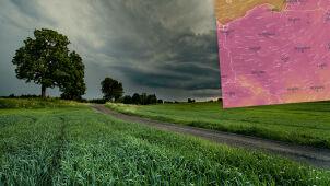 Do Polski wracają upały. Wraz z nimi możliwe są burze