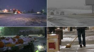 Burza śnieżna przeszła przez Kanadę i Stany Zjednoczone
