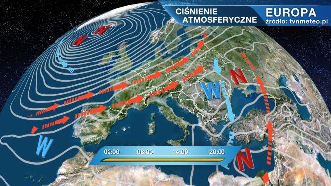 Do Polski zacznie napływać ciepłe powietrze