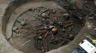 Tajemniczy grób w Meksyku