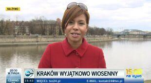 Wiosenny Kraków (TVN24)