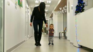 Dwuletni Kajtek potrzebuje prawdziwej rodziny