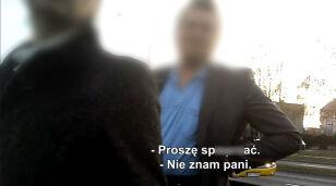 Aleksander P. zatrzymany. Od ponad roku nękał studentów
