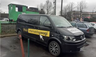 Bus #tematdlauwagi w Skierniewicach i Grodzisku Mazowieckim